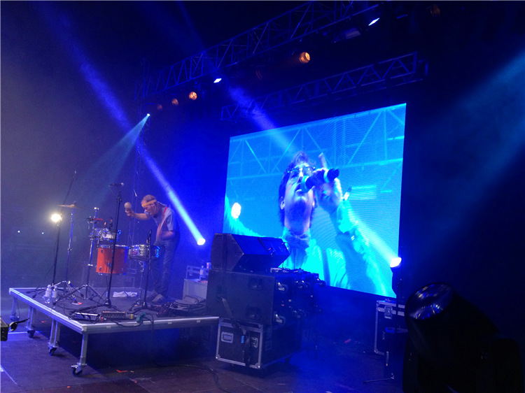 P2.5 indoor HD led display in Nanning ceremony